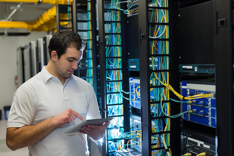 html data loader server rack