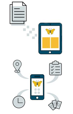 oracle apex mobile app tablet