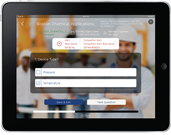ipad oracle job portal