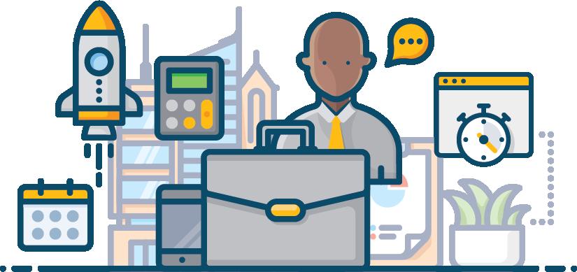 IT Staff Augmentation illustration
