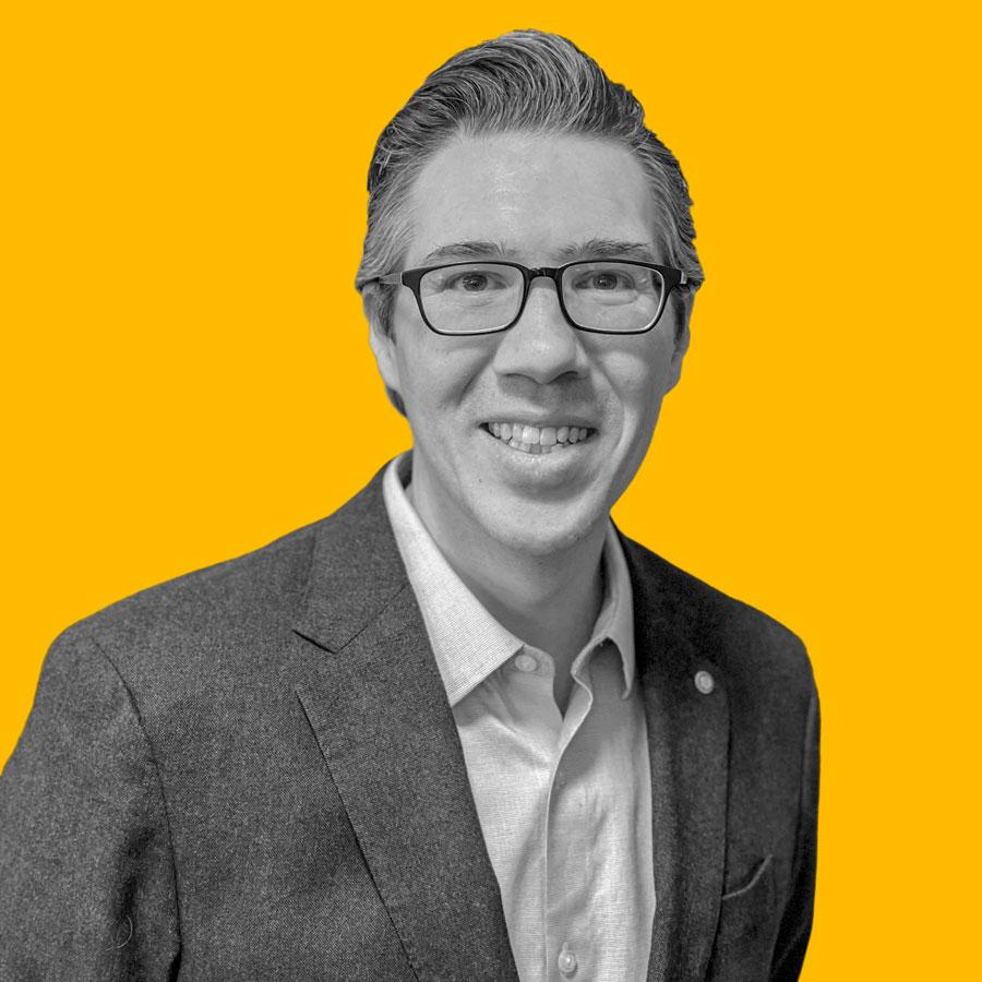 Brock Ray, Director of Marketing & Creative