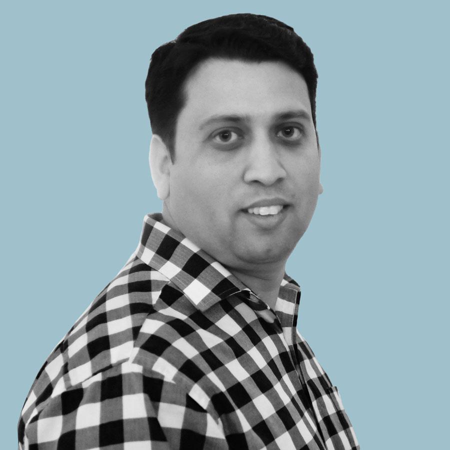 Vaibhav Patankar, Sr. Oracle Developer